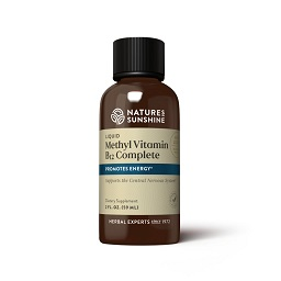 Methyl Vitamin B-12 Complete (liquid) 21690 NSP
