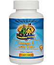 Sunshine Heroes Omega 3 with DHA for Children 3342 NSP