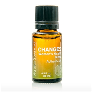 CHANGES Women's Health Oil Blend 3858 NSP